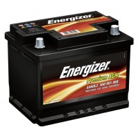 Bilbatteri 12V 60Ah (+h) | jem & fix