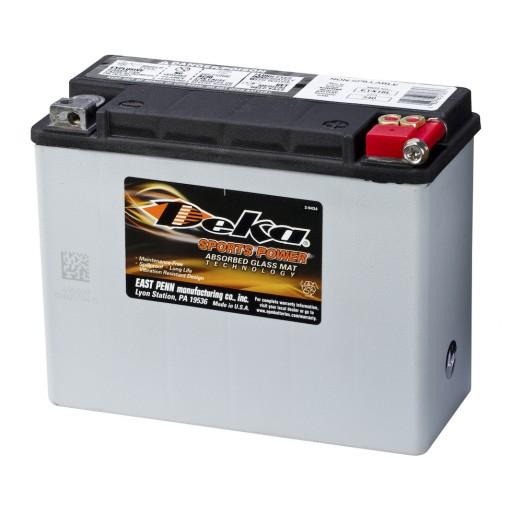 DEKA MC Batteri 12V 20AH 340CCA (206x91x163mm) +høyre - Skandinavisk ... cedce89d55a75
